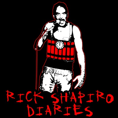Rick Shapiro Diaries:Rick Shapiro Diaries