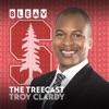 The TreeCast with Troy Clardy artwork