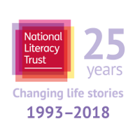 National Literacy Trust podcast