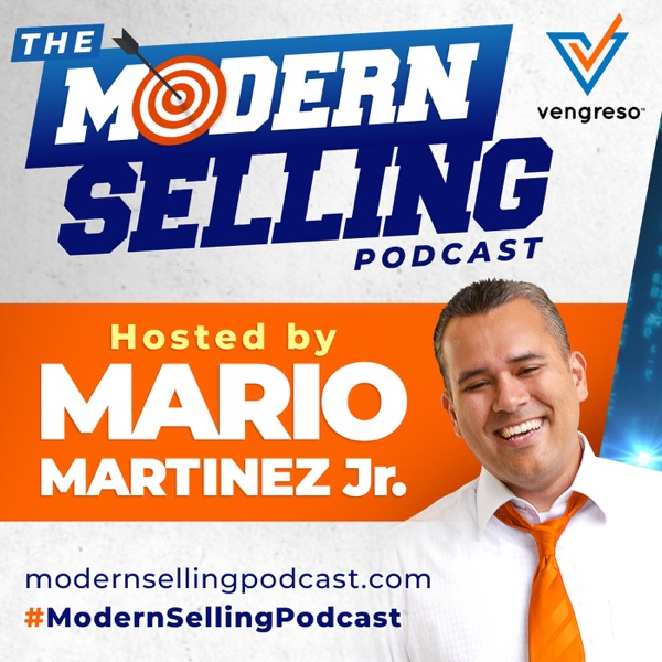 The Modern Selling Podcast podcast show image