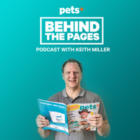 Behind the Pages-PETS+ podcast