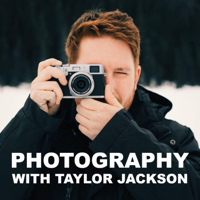 Wedding Photography with Taylor Jackson podcast