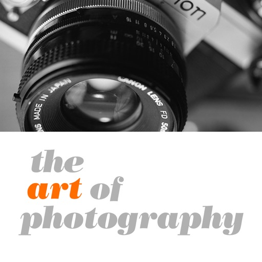 Cover image of The Art of Photography
