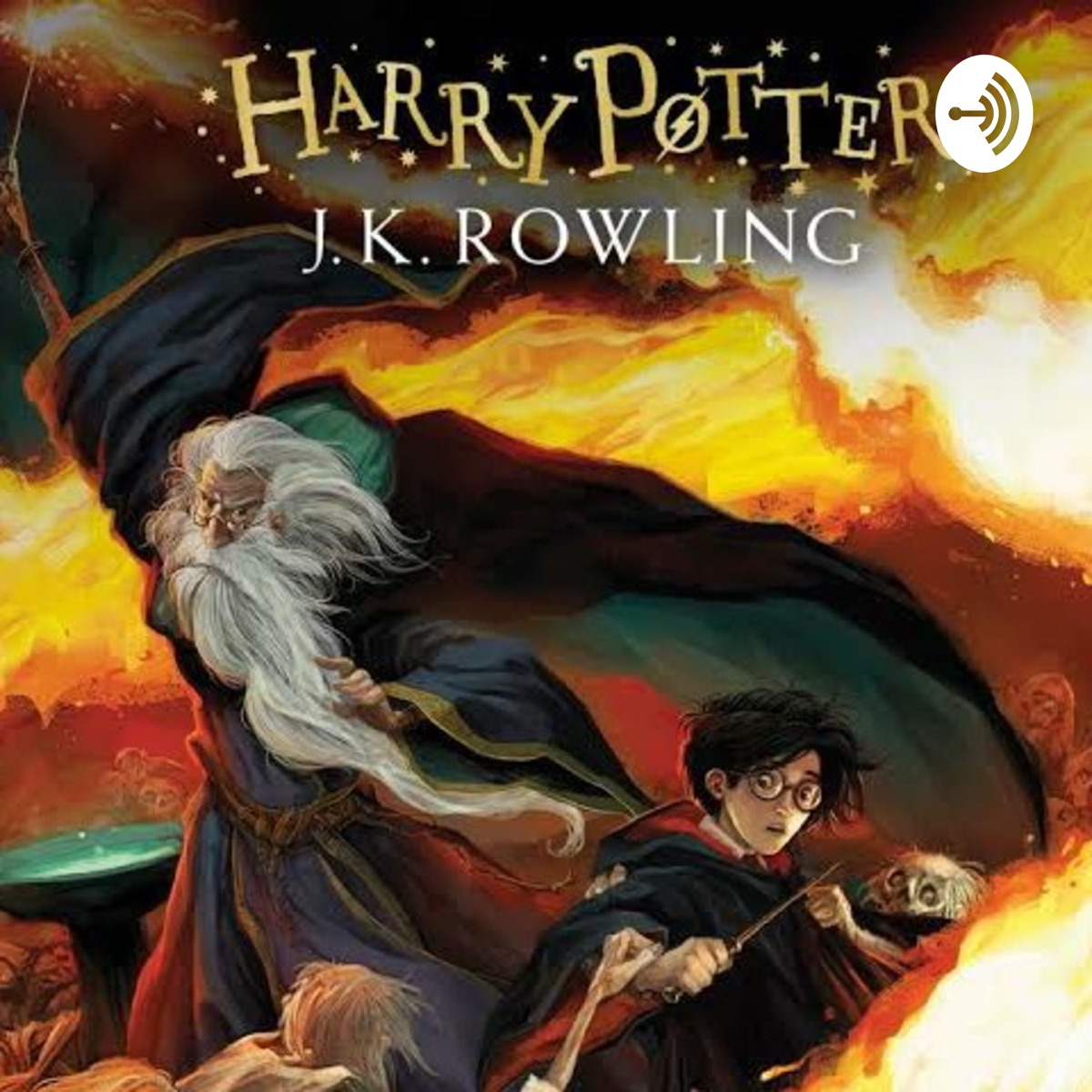 Harrypotter stories By J.k.rowling