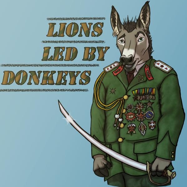 Episode 66 - Donkey Reading Series: America Needs A Dead Hand Ft. Martin Pfeiffer