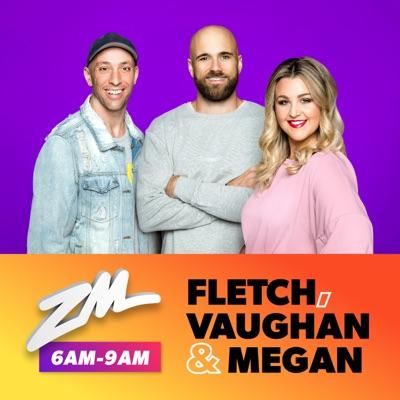 Fletch, Vaughan & Megan on ZM:ZM