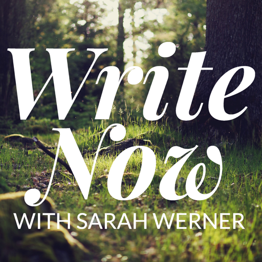 Cover image of Write Now with Sarah Werner