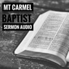Mt Carmel Baptist Church artwork
