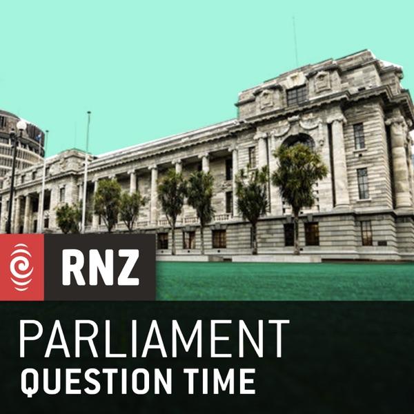 RNZ: Parliament - Live Stream and Question Time