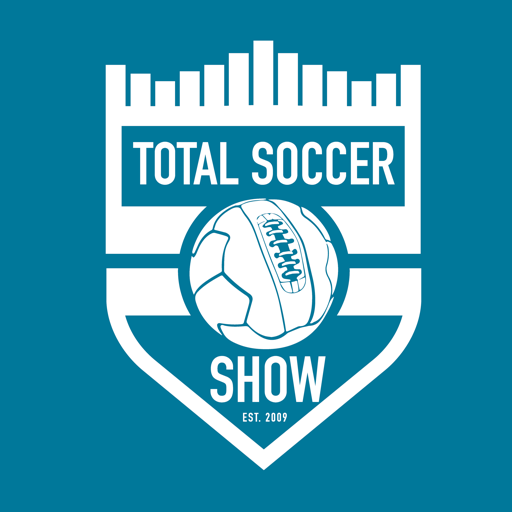Cover image of Total Soccer Show: USMNT, USWNT, Women's World Cup, Champions League, and more ...