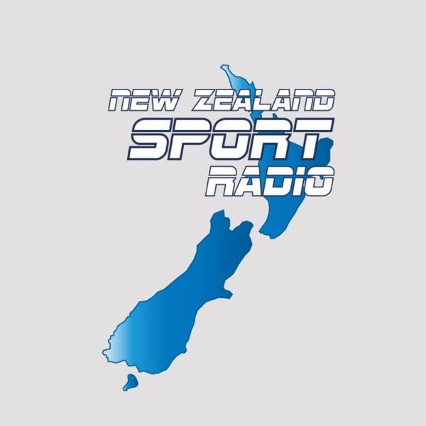 New Zealand Sport Radio Artwork