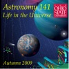Astronomy 141 - Life in the Universe - Autumn Quarter 2009 artwork
