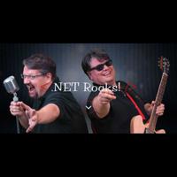 Podcast cover art for .NET Rocks!