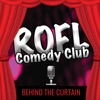 Behind the Curtain at ROFL Comedy Club artwork