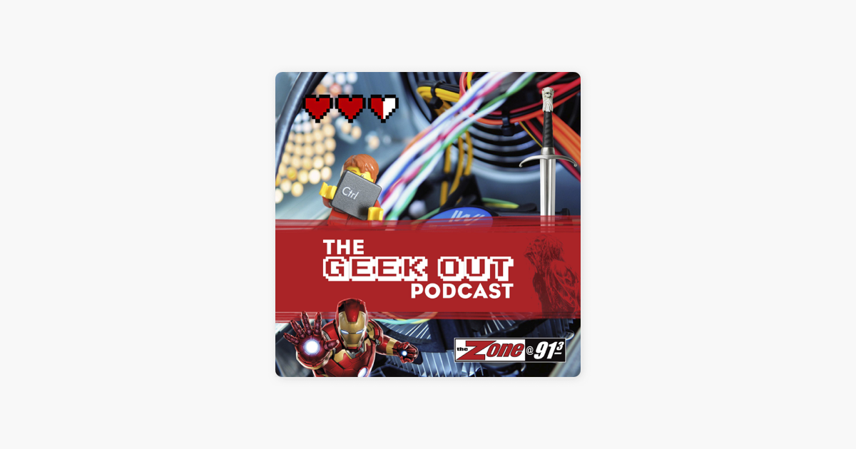 The Geek-out Podcast on Apple Podcasts