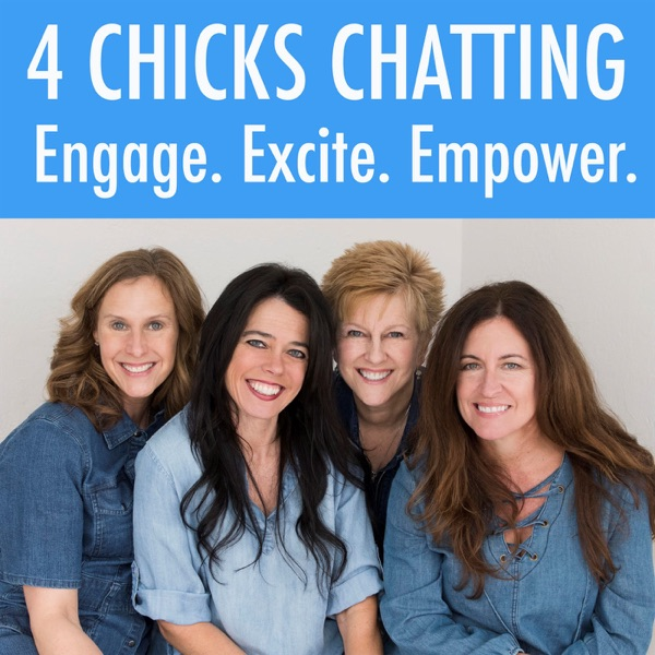 4 Chicks Chatting