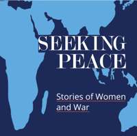 Podcast cover art for Seeking Peace