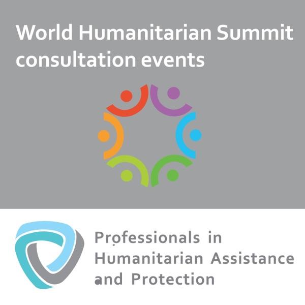 World Humanitarian Summit Consultations