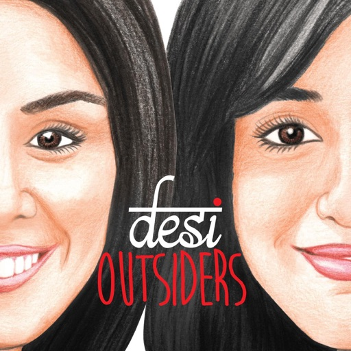 Cover image of Desi Outsiders