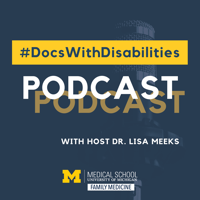 DocsWithDisabilities podcast