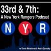 33rd & 7th: A New York Rangers Podcast artwork