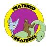 Featured Creatures artwork