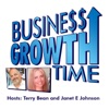 Business Growth Time artwork