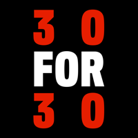 Podcast cover art for 30 For 30 Podcasts