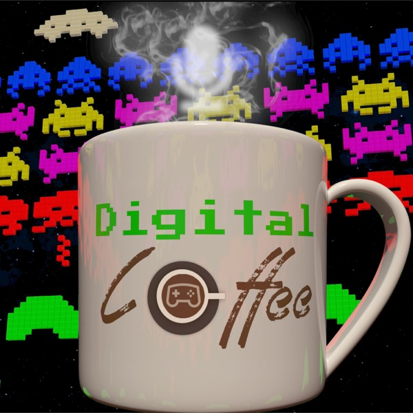 Digital Coffee podcast show image