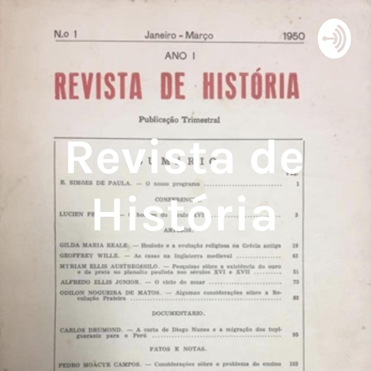 Revista de História - USP – Podcast – Podtail