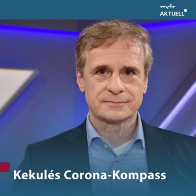 Kekulés Corona-Kompass von MDR AKTUELL:Mitteldeutscher Rundfunk