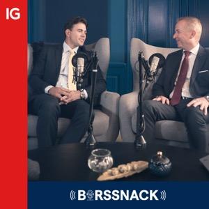 Börssnack med Hansén & Olavi