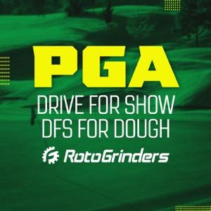 PGA Drive for Show, DFS for Dough