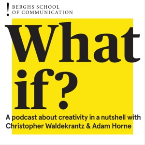 What if? Creativity in a nutshell