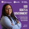 God, Goats, and Government artwork