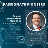 Expert Coronavirus Updates with Chaun Powell | Session 18