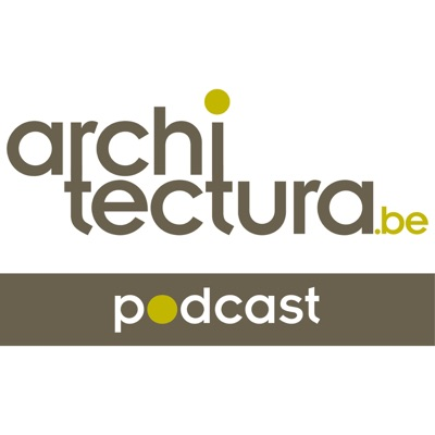 architectura.be Podcast - architectuur in audioformaat