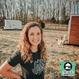 The Bumpy Road to a Tiny House Rental Business with Danielle LaRock and Jonathan Carnill