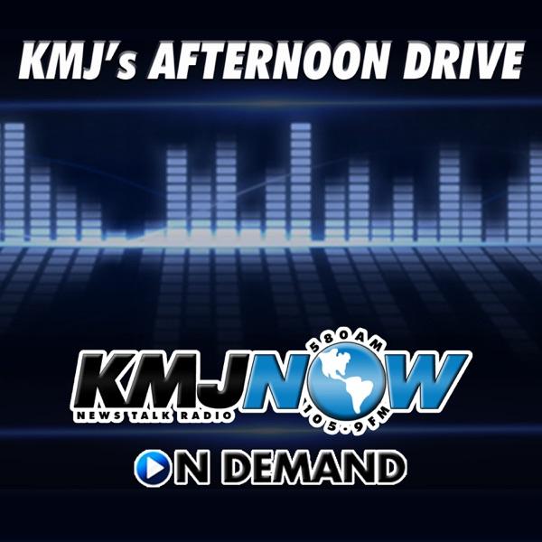 KMJ's Afternoon Drive Artwork