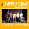 AMPPED Up Squad podcast artwork