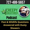 Creepy Creatures Podcast with Dusty Showers
