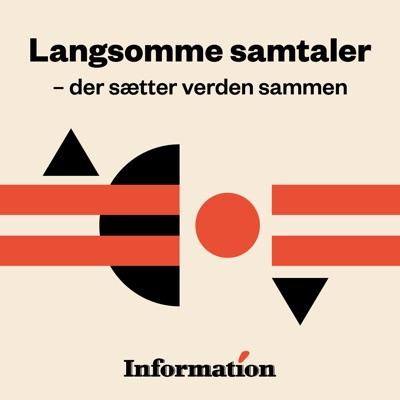 Langsomme samtaler med Rune Lykkeberg:Dagbladet Information