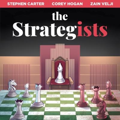 The Strategists:Stephen Carter, Corey Hogan, Zain Velji
