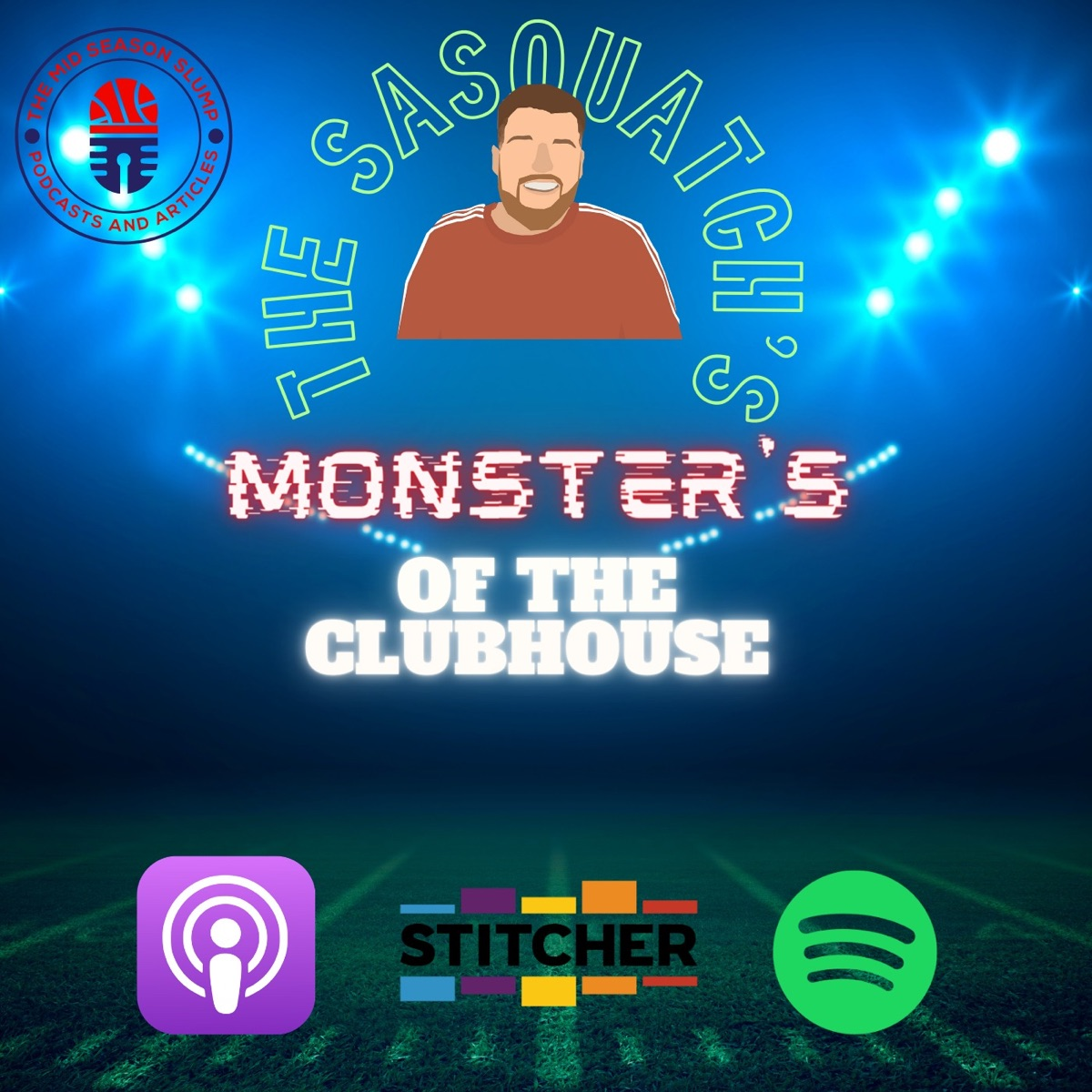 Monster's Of The Clubhouse