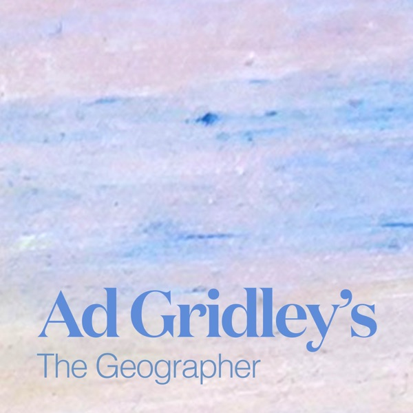 Ad Gridley's The Geographer