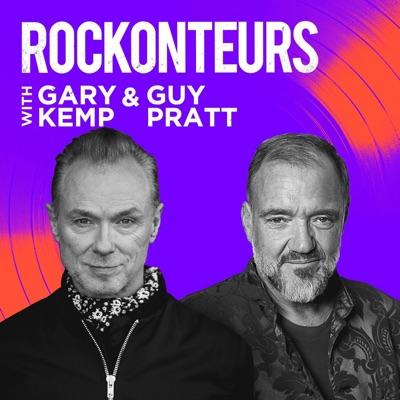 Rockonteurs with Gary Kemp and Guy Pratt:Gary Kemp and Guy Pratt