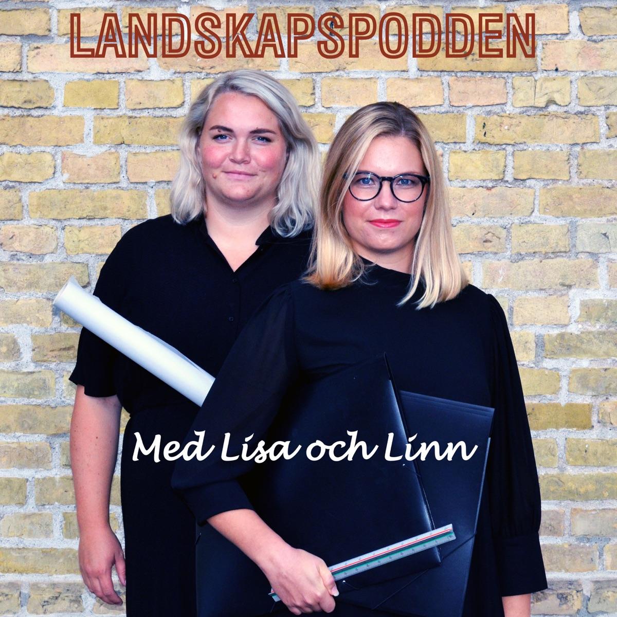 Landskapspodden med Lisa och Linn
