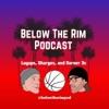 Below The Rim Podcast artwork