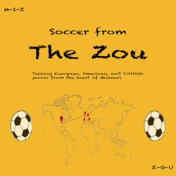 Soccer from the Zou Artwork