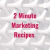 2 Minute Marketing Recipes  artwork
